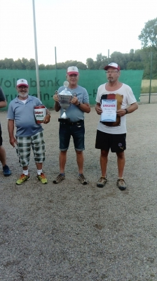 1. Platz: Steinacker Oldies